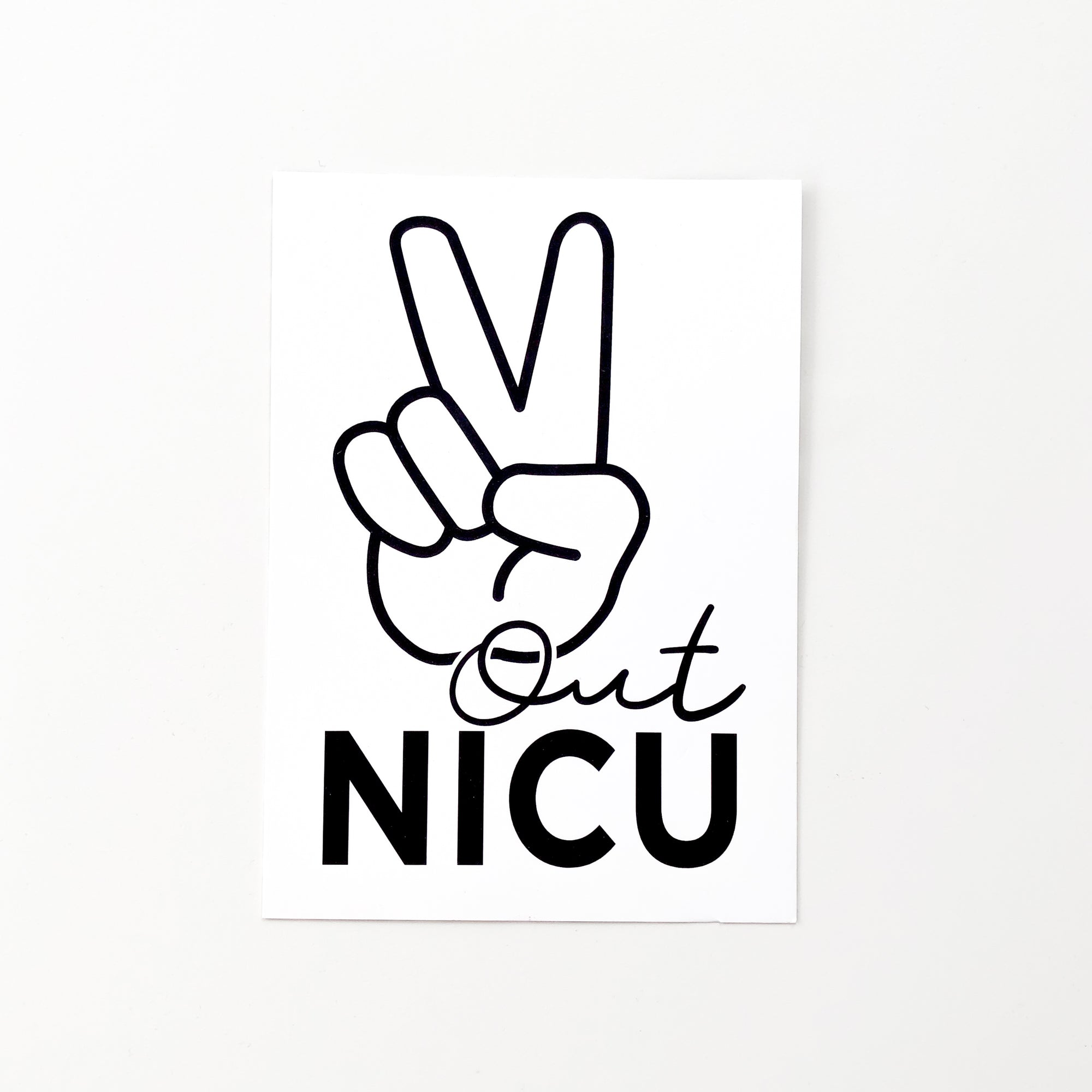 [note:able] - Peace Out NICU