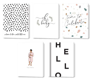 [note:able] - Card 5 Pack - Various