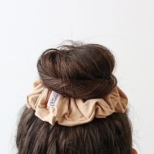 Iced Coffee - essential scrunchie