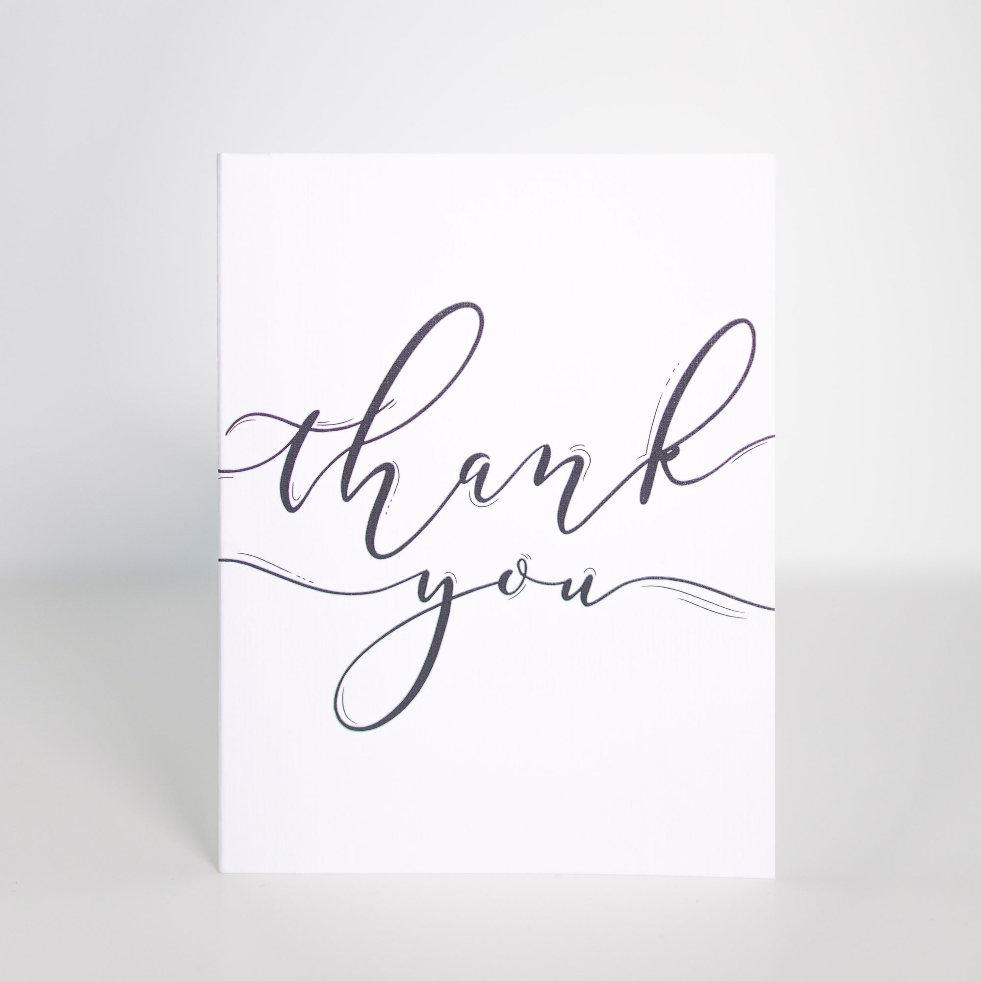 [note:able] - Thank You script - Card