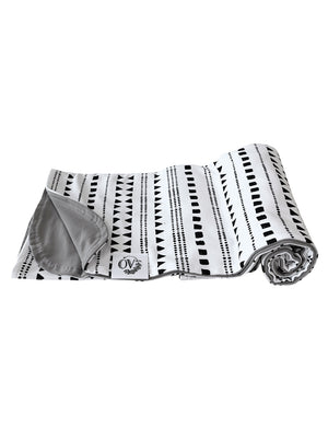 Finn • Swaddle + Car Seat Blanket