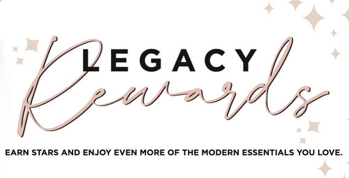 Legacy Rewards, by The OVer Company