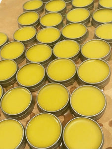 Rosemary + Goldenrod + Yarrow Salve