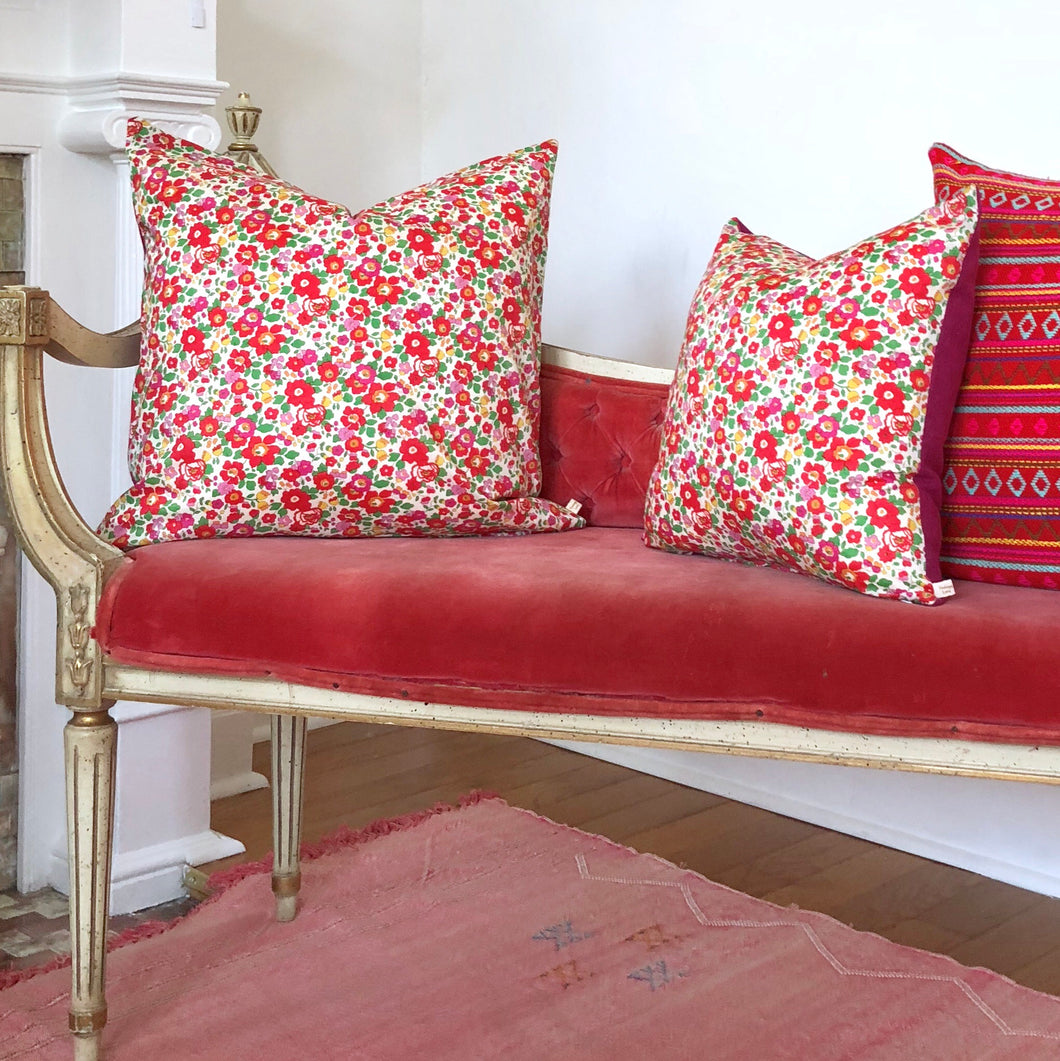 Housse de coussin Liberty of London 20