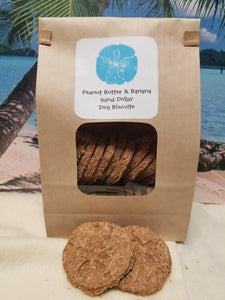 Sand Dollar Peanut Butter & Banana 16oz Bag