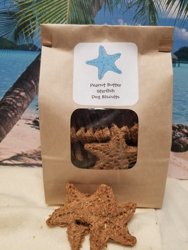 Starfish Peanut Butter 16oz Bag