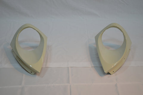 G-nose head light case set L&R