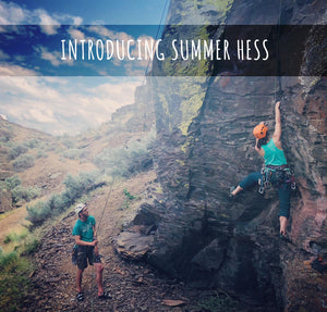 Introducing Summer Hess, Our Newest Brand Ambassador!
