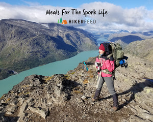 Hiker Feed Bushka's Kitchen Best Freeze Dried Meals Thru Hiking