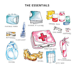 Creating An At Home Emergency Kit or an Emergency Grab Bag