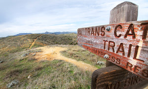 trans catalina thru hike trip report