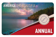 national parks annual pass as a gift