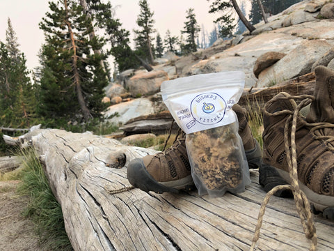 best backpacking food for the john muir trail
