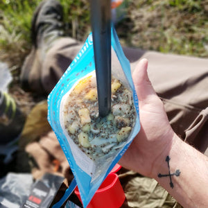 best freeze dried food hunting