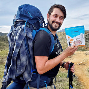 FREEZE DRIED DESSERT MAN BACKPACKING