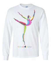 ADULT - Ballet Dancer - Long Sleeve Unisex T-shirt