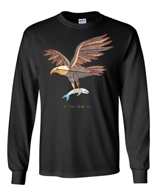 ADULT - Bird - Long Sleeve Unisex T-shirt