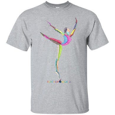 ADULT - Ballet Dancer - Short Sleeve Unisex T-shirt