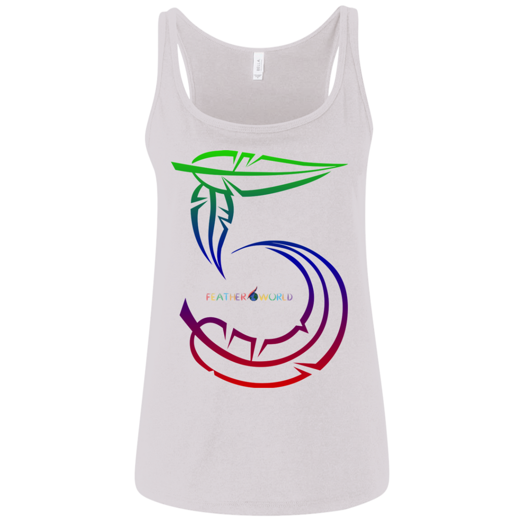 Number 5-Canvas Ladies' Jersey Tank