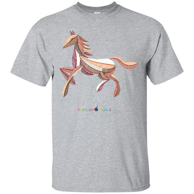 ADULT - Horse - Short Sleeve Unisex T-shirt