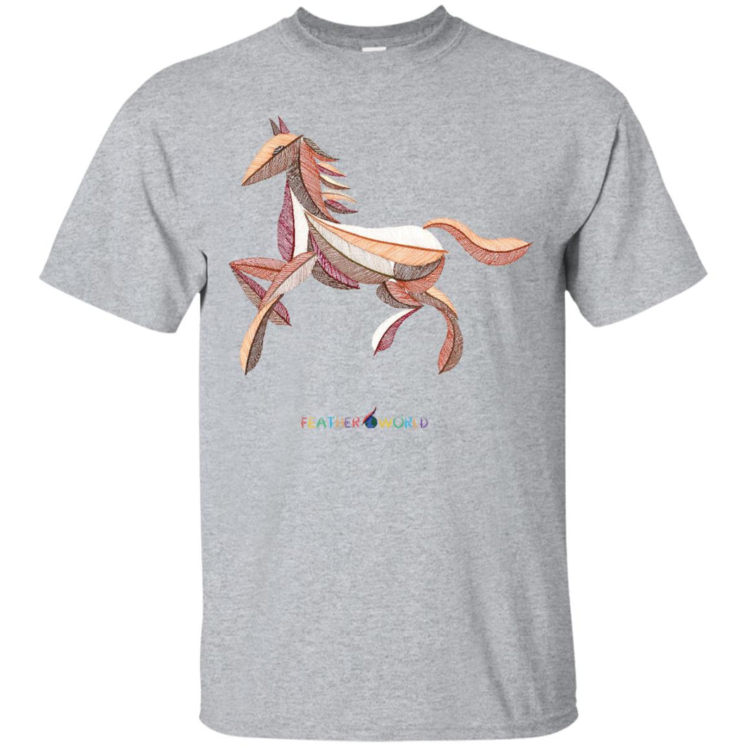 ADULT - Horse - Short Sleeve Unisex