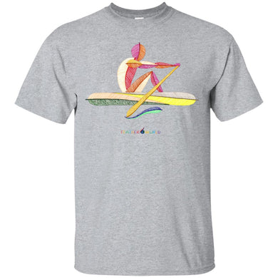 ADULT - Row Boat - Short Sleeve Unisex  T-shirt