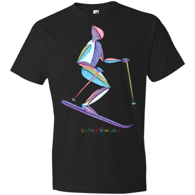 Children - Ski Jump - Short Sleeve T-shirt