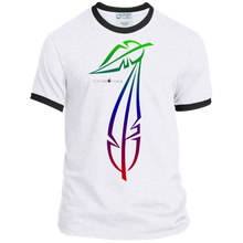 Feather Number 1 Short Sleeve T-shirt