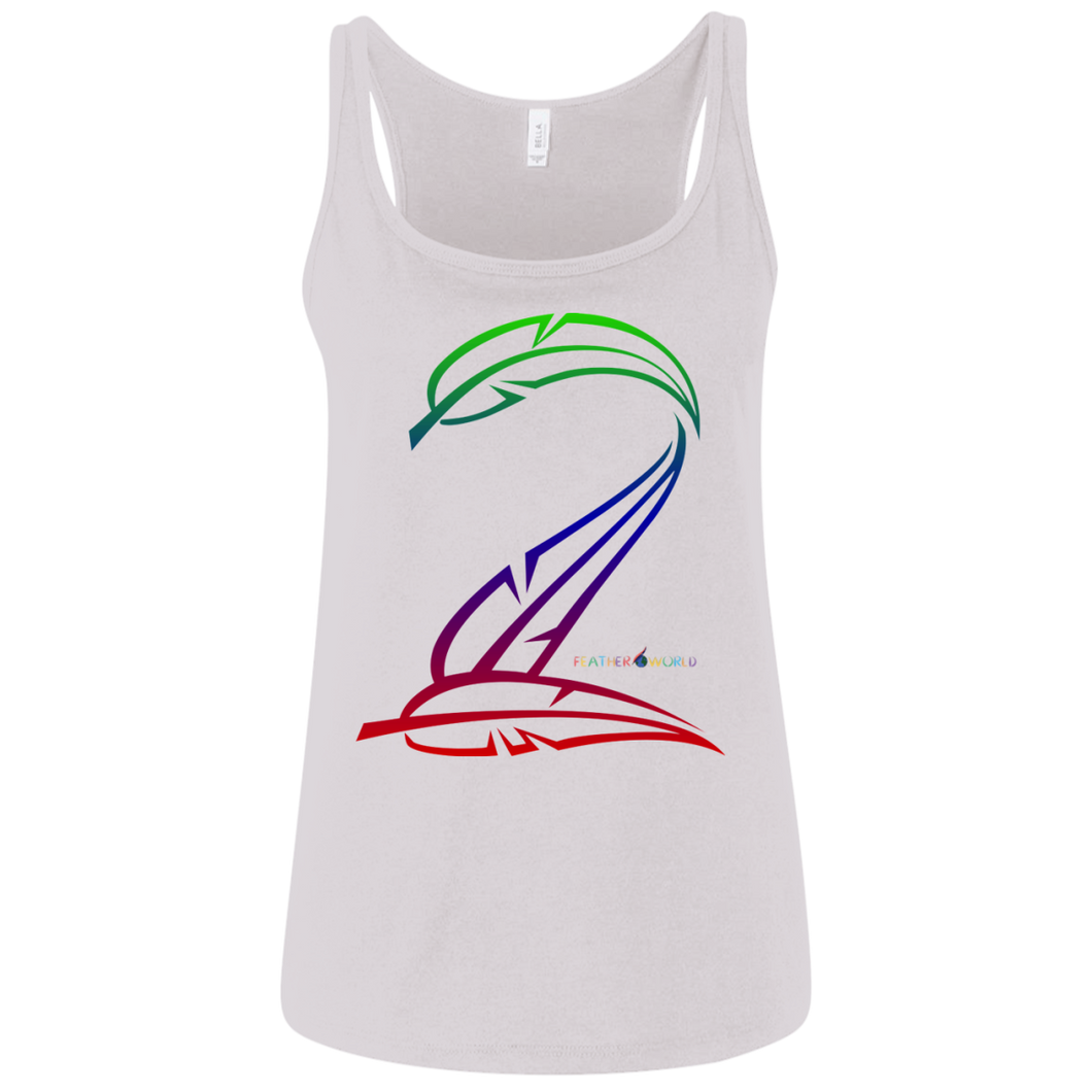 Number 2-Canvas Ladies' Jersey Tank