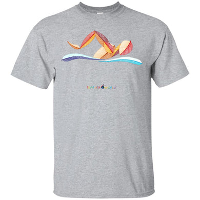 ADULT - Swimmer - Short Sleeve Unisex  T-shirt