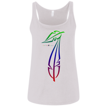 Number 1-Canvas Ladies' Jersey Tank