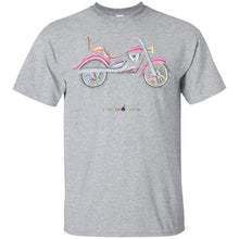Adult - Motorcycle -  Short Sleeve Unisex  T-shirt