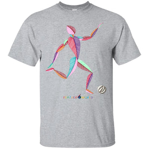 Adult -Soccer Player - Short Sleeve Unisex  T-shirt