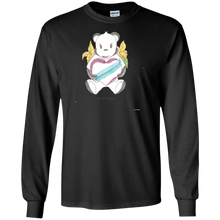 ADULT - PANDA  Long Sleeve  T-shirt