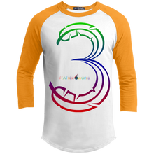 FEATHER Number 3 Sporty long sleeve T-Shirt