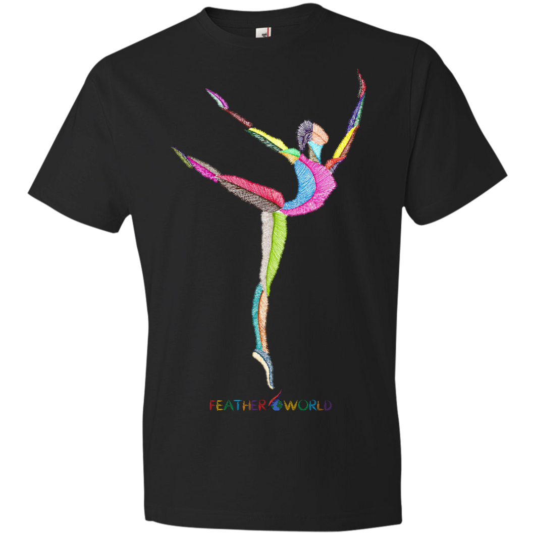 Children - Ballet Dancer - Short T-Shirt