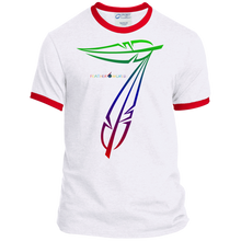 Feather Number 7 Short Sleeve T-shirt