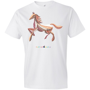 Children - Horse - Short Sleeve T-Shirt