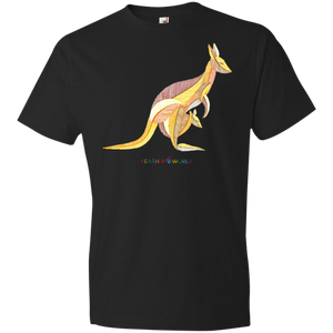 Children - Kangaroo - Short Sleeve T-Shirt