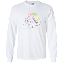 Children - BICYCLE - Long Sleeve  T-shirt