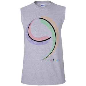 FEATHER Number 9  Sleeveless T-Shirt