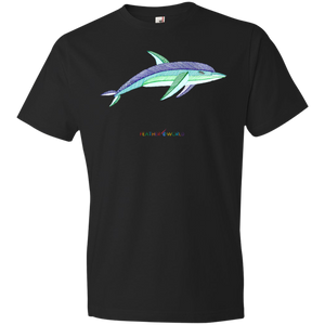 Children - Dolphin - Short Sleeve T-Shirt