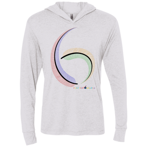FEATHER NUMBER 6 Hooded T-Shirt