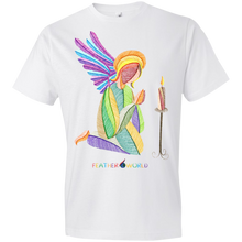 Children - Praying Angel - Short Sleeve T-shirt