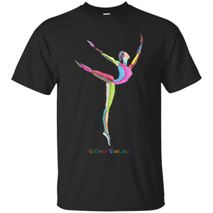 ADULT - Ballet Dancer - Short Sleeve Unisex