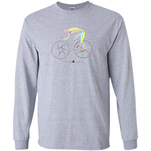 ADULT - BICYCLE LONG SLEEVE T-shirt