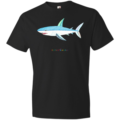 Children - Shark - Short Sleeve T-shirt