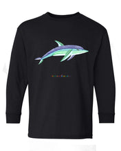 Children - Dolphin - Long Sleeve T-shirt