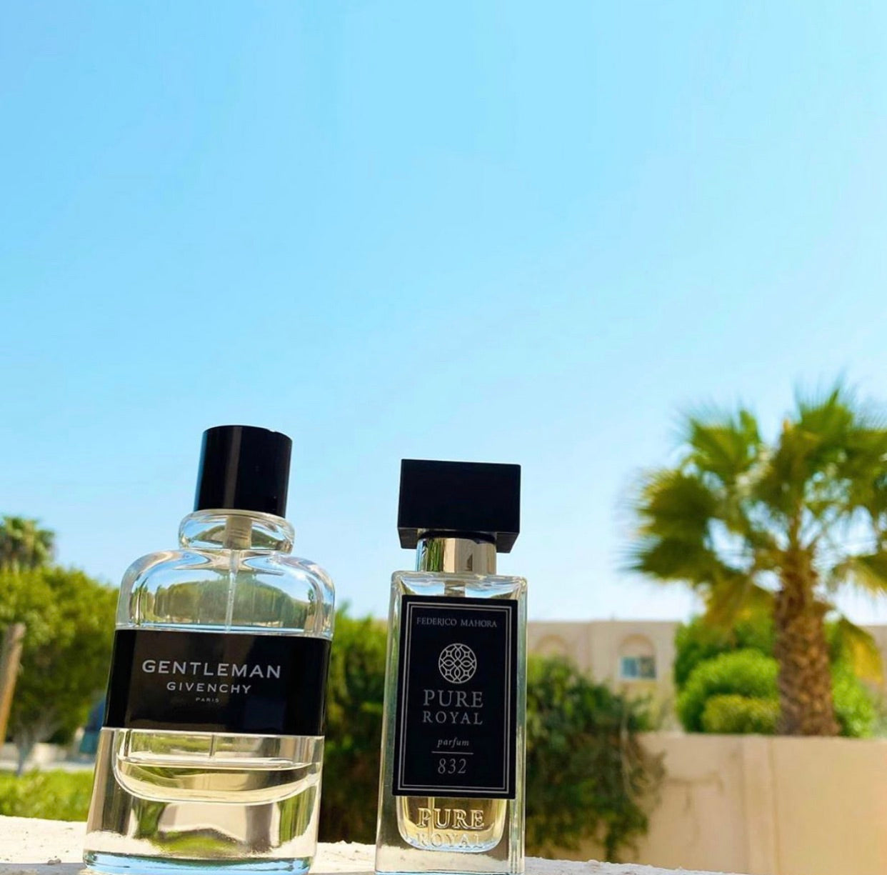 FM 20   Inspired by Givenchy Gentleman – Blushed Scents
