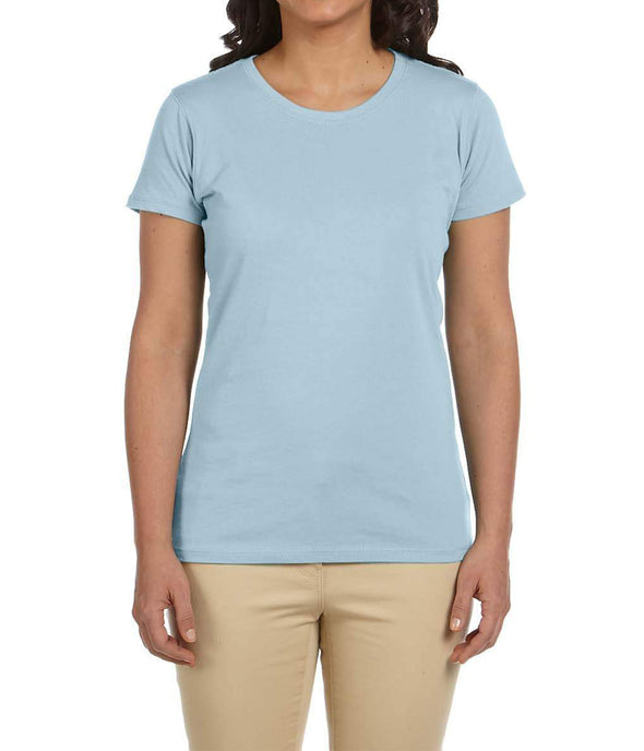 Women's Short Sleeve Tee - Blue Sky